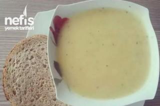 Kuşkonmaz Çorbası Tarifi