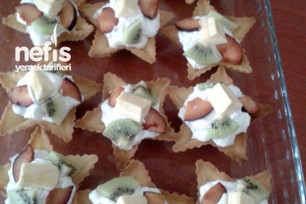 Meyveli Tartolet