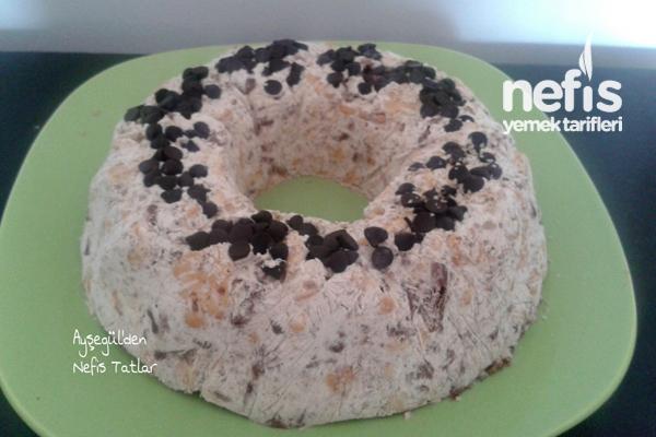Nescafeli Soğuk Pasta 2