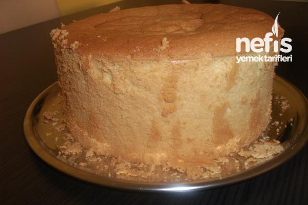 Pastalarınız İçin Vanilyalı Sünger Kek Tarifi