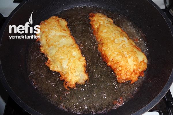 Patatesli Balık Giydirme Tarifi 4