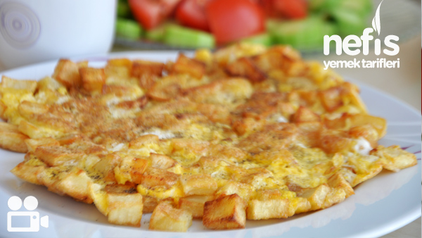Yumurtalı Patates Tarifi