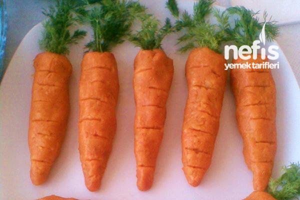 Patatesten Havuçlar Tarifi