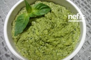 Pesto Sosu Yapımı Tarifi