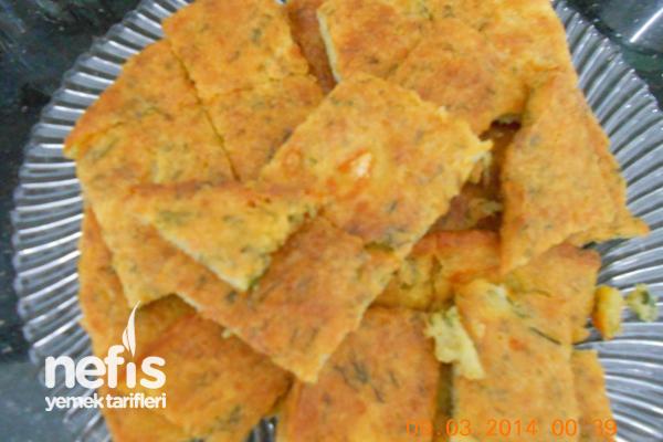 Peynirli Kek Yapılışı Tarifi