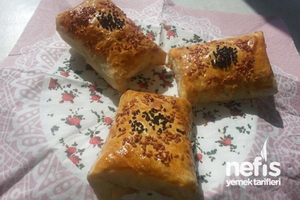 Peynirli Talaş Böreği Tarifi
