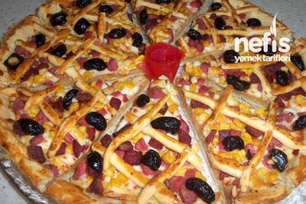 Pizza Tart Tarifi