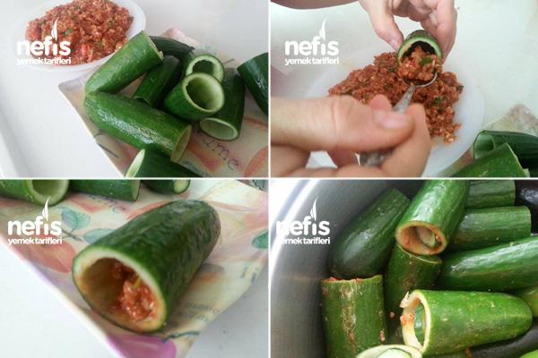 Salatalık Dolması 1