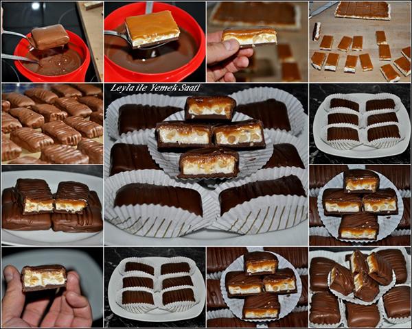 Snickers Tarifi 2