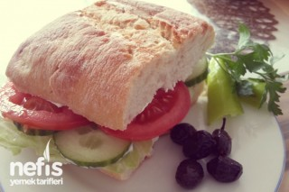 Süper Sandviç Tarifi
