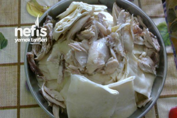 Tavuklu Banduma (Kastamonu Mutfağı) 2