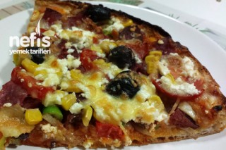 Bayat Pide Pizzası Tarifi