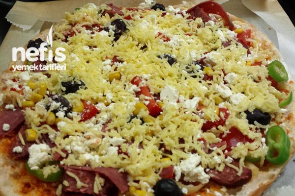 Bayat Pide Pizzası 2