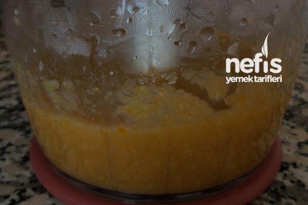 Bebekler İçin Cevizli Sebze Çorbası 2