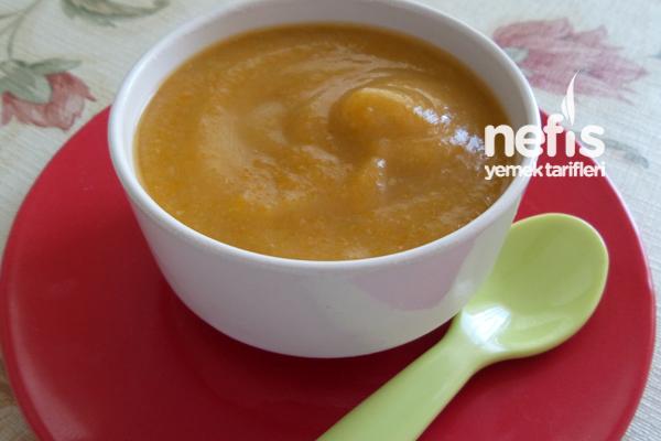 Bebekler İçin Cevizli Sebze Çorbası Tarifi