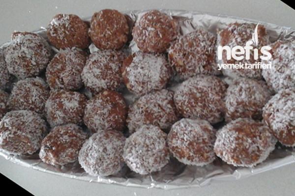 Çikolata Topları Tarifi