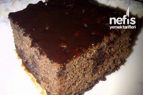 Çikolatalı Fındıklı Islak Kek - Nefis Yemek Tarifleri
