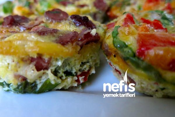 Egg Muffins Tarifi