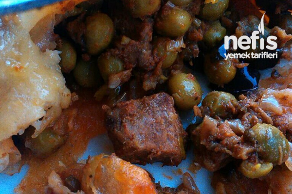 Etli Sultan Kebabı Tarifi