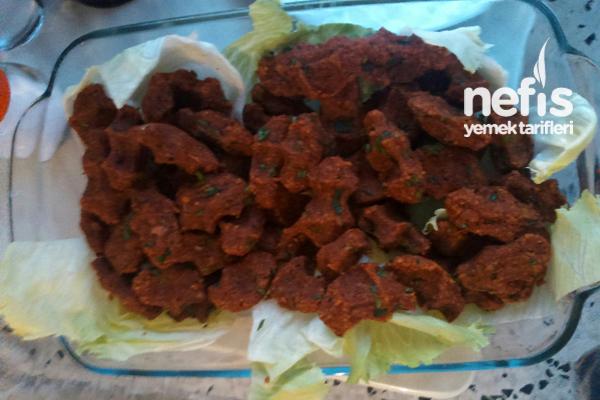 Etsiz Çiğköfte (Adana Usulü) Tarifi