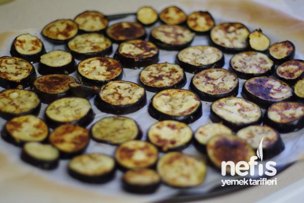 Fırın Izgarasında Soslu Patlıcan 3