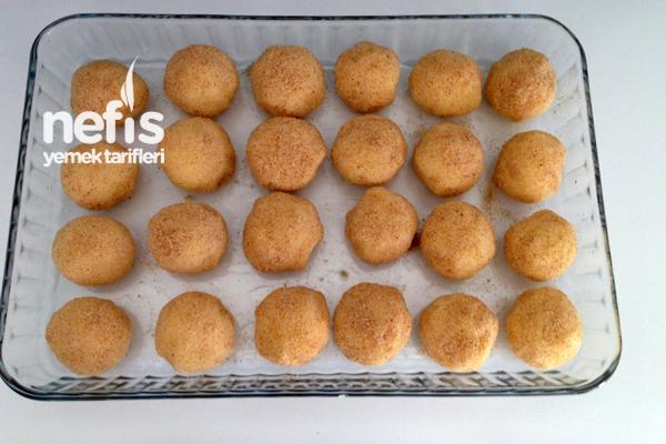 Fırında Patates Topları 2