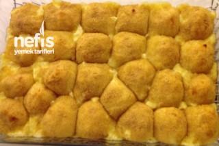 Fırında Patates Topları Tarifi
