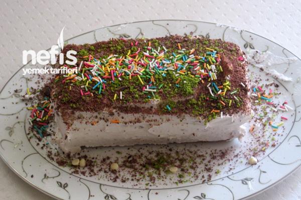 Hazır Kekten Baton Pasta Tarifi
