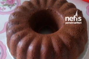 Kakaolu Damla Çikolatalı Kek Tarifi