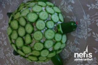 Kaplumbağa Salata Tarifi