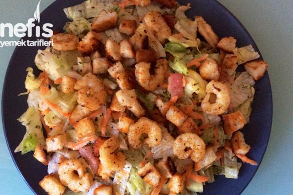 Karides Salatası Tarifi