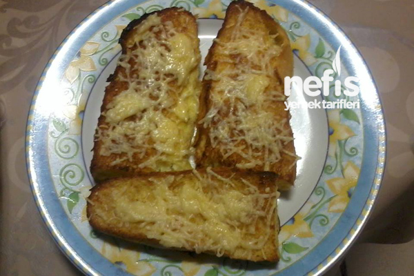 Kaşarlı Ekmek Tarifi