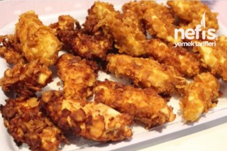 Kentucky Corn Chicken (Kfc Tarzı) Tarifi