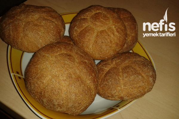 Kepekli Ekmekler (Volkorn Brötchen) Tarifi