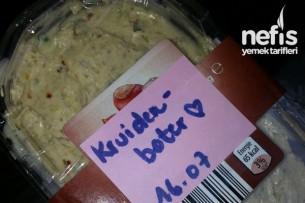 """""""Kruidenboter"""" (Belçika Usulü Baharatlı Tereyağı) Tarifi"""