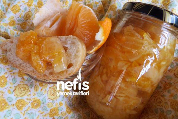 Mandalina (veya Portakal) Reçeli 2