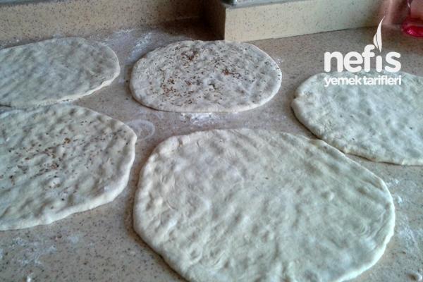 Mayalı Ekmek Yapımı (Tablama) 2