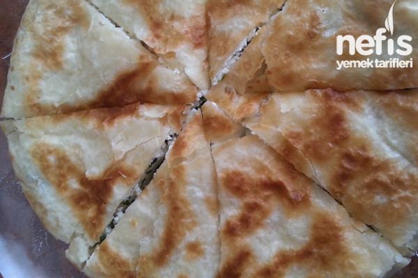Nefis Tava Böreği Yapılışı Tarifi