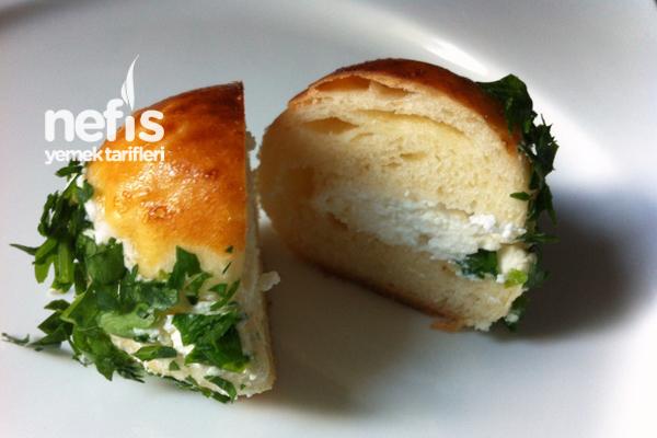 Pastane Usulü Mini Sandviç 7