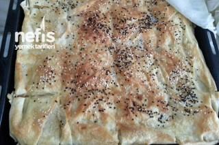 Patates ve Peynirli Börek Tarifi