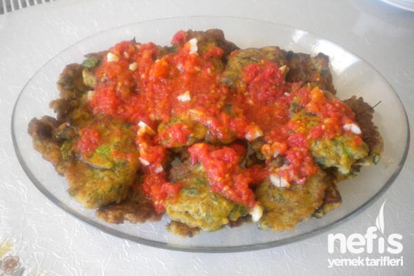 Patlıcan Mücveri (videolu) Tarifi
