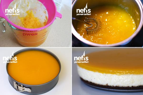 Portakal Paluzeli İrmik Tatlısı 4