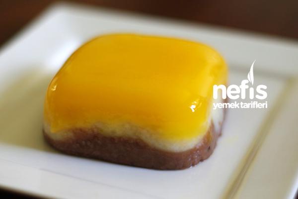 Portakal Paluzeli İrmik Tatlısı 7