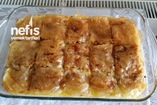 Pratik Laz Böreği Tarifi