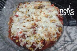 Pratik Pide Pizzası Tarifi