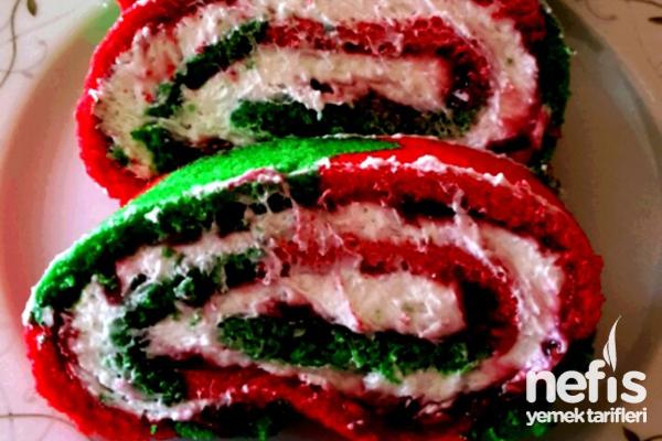 Reçelli Rulo Pasta Tarifi