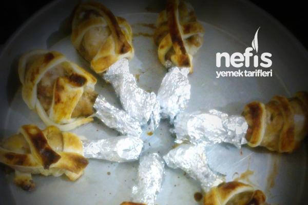 Şeritli Baget Kebabı Tarifi