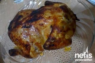 Tavuk Dolması Hazırlanışı Tarifi