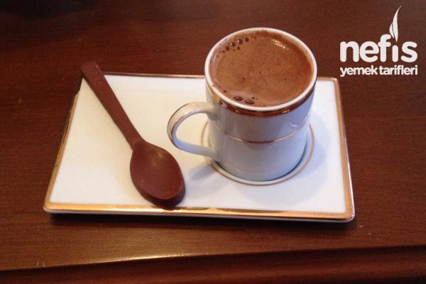 Türk Kahvesi Damla Sakızlı (Çikolata Eşliğinde)