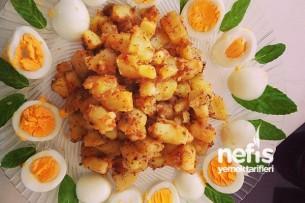 Yumurtalı Patates Yapılışı Tarifi